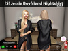 s  jessie boyfriend nightshirt black pic