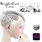 -::Shinu Made::- Mandala Head Tattoo