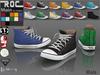 ::ROC:: Canvas Sneaker! High (MALE)