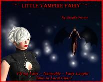 BoX~~*~~Little Vampire Fairy~~*~~(Pet) by Lucylla Seerose