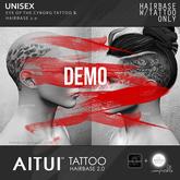 AITUI TATTOO - Hairbase 2.0 - Eye of the Cyborg *DEMO