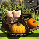 !! Follow US !! Happy Halloween Pumpkins Company - Crates free gift