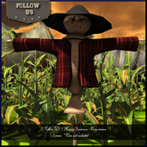 Limited Offer Halloween !! Follow US !! Halloween Happy scarecrow Copy version