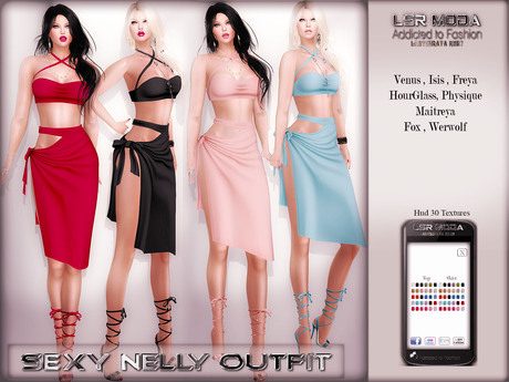 [ LsR ] - Sexy Nelly Outfit