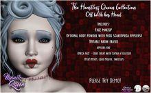 MANIK QUEEN - The Heartless Queen - Off With HER Head