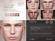 [GA.EG] Mesh Heads Addon - BM02 Frecky Freckles