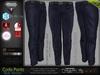 Code Blue Male Mens Formal Pants - Mesh - TMP, Adam, Slink, Signature, AESTHETIC, Belleza Jake - FashionNatic