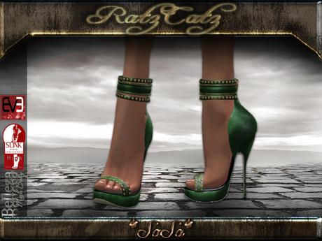 DEMO .: RatzCatz :. *SaSa* Heels Sandals