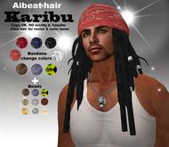 Aibeat *karibu* black