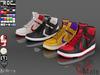 ::ROC:: Leather Sneaker! Mid (MALE)