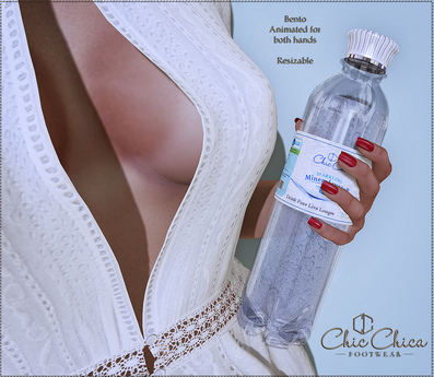 :::ChicChica::: Mineral water