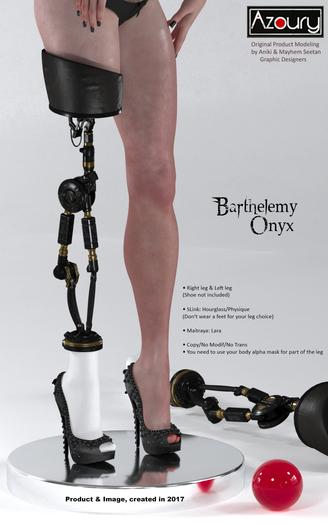 AZOURY - Barthelemy [Onyx]