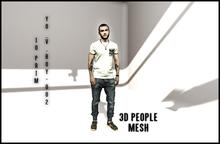 MESH PEOPLE - YO_V.boy-002 -