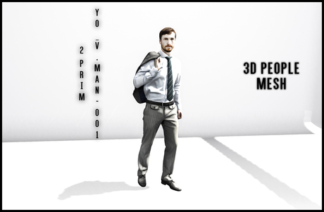 MESH PEOPLE -YO_V.man-001 -