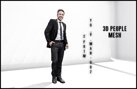 MESH PEOPLE -YO_V.man-002 -