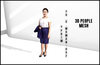 MESH PEOPLE - YO_V.woman-002 -