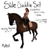 ~Mythril~ WHRH: Side-Saddle Set