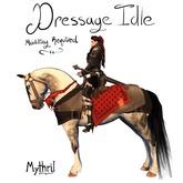 ~Mythril~ Dressage Idle
