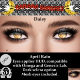 Banana Banshee - April Rain - 7 Daisy