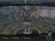 Gargoyle Statue - Full Permissions