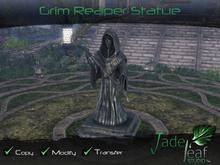 Grim Reaper Statue - Full Permissions