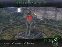 Kitsune Statue - Full Permissions
