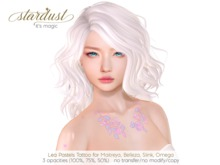 Stardust - Lea - Pastels Tattoo (WEAR ME)