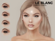 Le Blanc - Faded Lenses <Green>