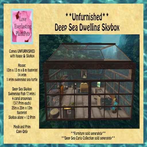 LEP ~ Deep Sea Dwelling *Unfurnished*