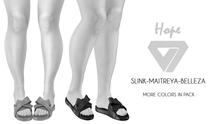 ILLI - [SLink,Maitreya,Belleza] Hope Bow Sandals DEMO