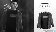taikou / street denim jacket (DEMO)