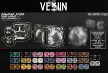 [VEX] Diamond Studs Earrings V2