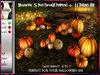 irrISIStible : HALLOWEEN MESH 5 PILES TWILIGHT PUMPKINS + 11 TEXTURES HUD