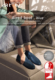 aru. Aired boot *Blue*