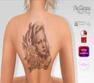 TSB ::: Tattoo Angel face