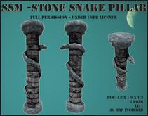 SSM - Stone Snake Pillar