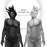 HOT DIVE-skin & shape 25 mannequin white