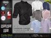 Corito Fatpack Male Mens Shirt Top - Mesh - TMP, Adam, Slink, Signature, AESTHETIC , Beirt Fatpack - Fashionnatic