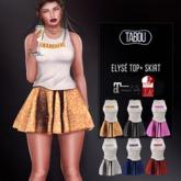 TABOU. Elysee Top+ skirt- Fullpack(ADD!)