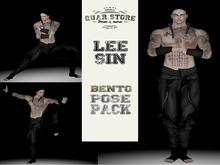 Quar store - Lee sin pose pack