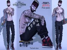 Quar store - Tony pose pack (Pack)