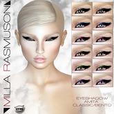 "MRM ""Amita"" Eyes Makeup Classic/Bento Catwa Head Box"
