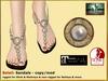 Bliensen + MaiTai - Soleil - Sandals for Maitreya, Slink, Belleza