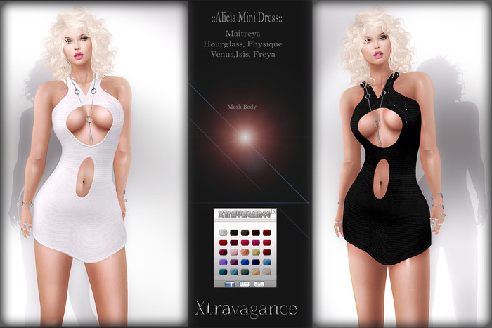 ::XT:: - Alicia Mini Dress