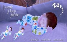 U_B:. Dormir/Sleep/Sueno Animation