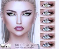 A R T E - Tale Eyes [Catwa & LeLutka]