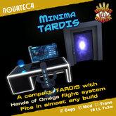 Minima TARDIS (boxed)