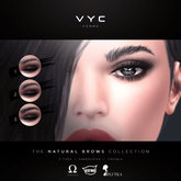 VYC  Femme - Natural Brows Collection ★BOM Update★
