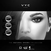 [Demo] VYC  Femme - Natural Brows Coll.