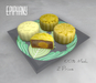 Snow Skin Mooncakes - Meadow (Animated)